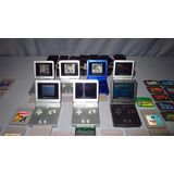 Consola Game Boy Advance Sp **reproduce Gameboy Gbc Y Gba**
