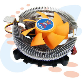 Fan Cooler Universal Pc 775/1155 /1150, Amd Am2/am3/940 M Q8
