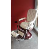 Sillon Barbero .barber Chair.