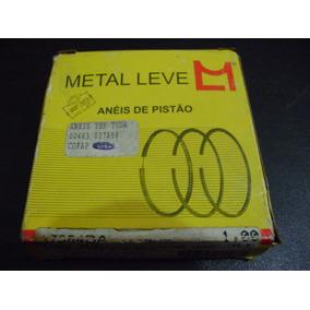 Anel P/ Pistão Metal Leve Yamaha Ybr/xtz 125 1,0mm