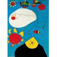 14897 Joan Miro Retrato Iv Rompecabezas Ricordi 1000 Piezas