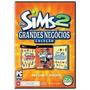 The Sims 2 Grandes Negocios Coleção Pc Lacrado Original Mf