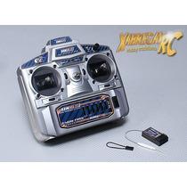 Radio 6 Canais Hobbyking Hk6s 2.4ghz Tx + Rx Original