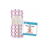 Swaddledesigns Marquisette Swaddling Blanket Con The Happies