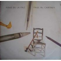 Paul Mccartney Pipas De La Paz Vinilo Lp Pvl