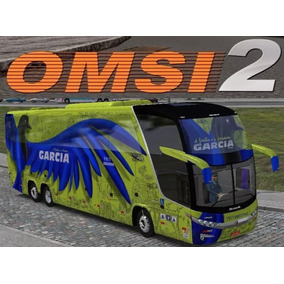 Simulador Brasileiro De Ônibus Patch Bus Omsi 2 Completo