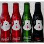 Coca Cola - Natal 2016 - Set Completo - 4 Garrafa Cheias