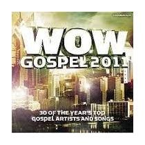 Cd Wow Gospel 2011 (duplo)