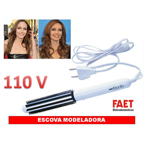 Escova Modeladora Faet Pronto 110 V Ou 220v