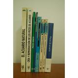 Libros De Acuarios, Peceras, Pesca, Cría De Peses