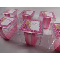 Kit Festa Personalizado Barbie Minie Mickey Barato Brinde