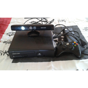 Xbox C/kinect Slim 360 Hd 250 Gb