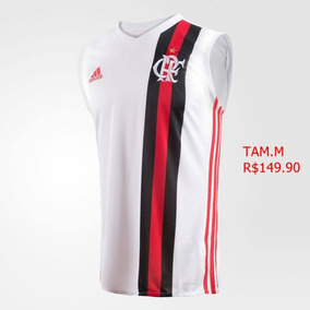 20eebb105f Camisa Regata Flamengo adidas Masculina Original Jp Sports