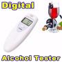Teste Bafômetro Digital Portátil Lcd Pronta Entrega + Frete