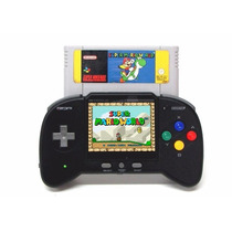 Retro Duo Retroduo Portable V2.0 Super Nintendo Portatil