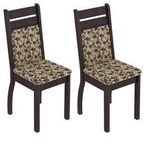 Conjunto 2 Cadeiras Lion/ Dijon/ Marselha/ Louise/ Berlim
