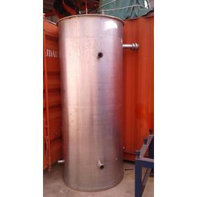 Tanque De Inox Água Óleo Diesel Produto Químico 1.700 Litros