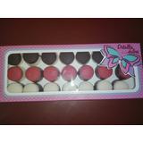 Caja X 21 Bombones De Chocolate Rellenos De Manjar Blanco