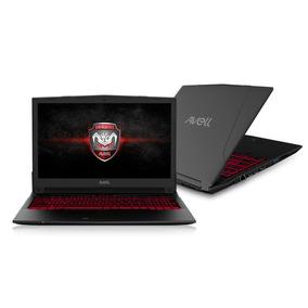 Notebook Gamer Avell G1511 I7+ 16gb Geforce® Gtx 1050ti Hd 1