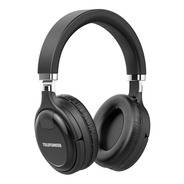 Auriculares Bluetooth Telefunken H800anc Over Ear Negro