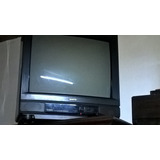 Tv Color 21 Pulgadas C/control Remoto, Impecable $700