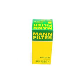 Filtro Aceite Jetta A4 2006 1.9 Diesel Mann Hu726/2x