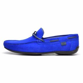 Zapato Karosso Kasual 91105 Azul Rey