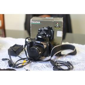 Câmera Semi Profissional Fuji Finepix Sl300 14 Megapixels