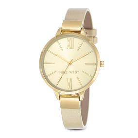 Reloj Nine West Modelo: Nw2068chgd Envio Gratis
