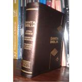 Santa Biblia Reina Valera 60 Tapas Duras Grabados Dorados