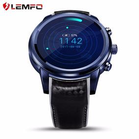Smartwatch Lemfo Lem5 Pro Gps, Wifi, Medidor De Ritmo Cardia