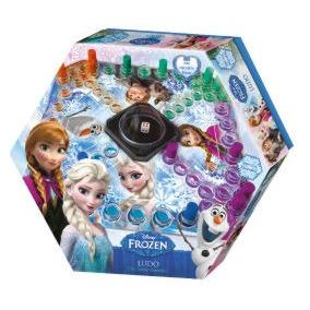 Ludo Con Cubilete Frozen