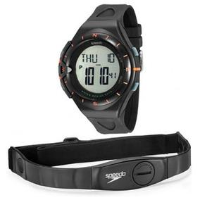2516890e8fe Relogio Speedo Monitor Cardiaco Troco Por Celular - Joias e Relógios ...