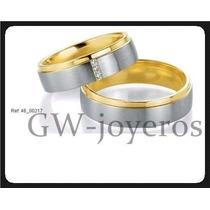 Alianzas De Oro 10grs El Par