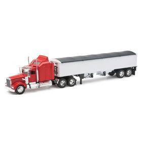Camion Kenworth W900 W/grain Transportador Escala 1:32