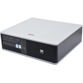 Cpu Hp Ddr2 Computadora Celeron 120 Gb 1 Gb Ram 1 Año G