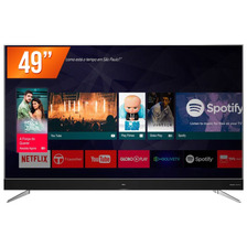 Smart Tv Led 49'' Uhd 4k Tcl 49c2us Wifi Android Tv