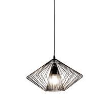 Lámpara De Techo Morph Diseño Image Metal Negro