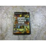 Grand Theft Auto Gta San Andreas Original 2004 Ps2 Nuevo