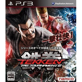 Tekken Tag Tournament 2 Ps3 Digital || Hay Stock | Hot Sale
