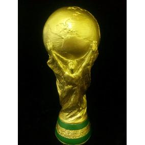 Trofeo Copa Del Mundo Futbol Brasil 2014 ,rusia 2018 Replica
