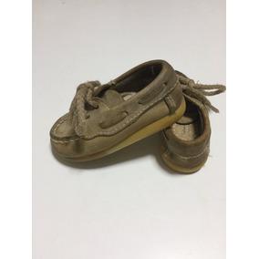 Zapatos Nauticos Mimo Nene 2 Años Beige