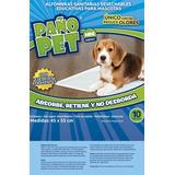 Alfombra Sanitaria Mini Desechable Mascotas X 10 Ud Paño Pet