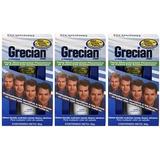 Grecian 2000 Crema Cubre Gradualmente Canas X 3 Unidades