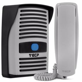 Kit Interfone Porteiro Eletrônico Intervox Ecp