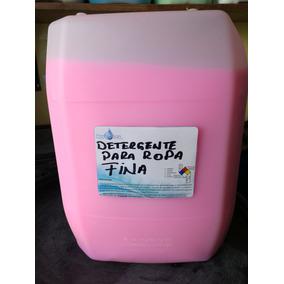 Detergente Para Ropa Fina.