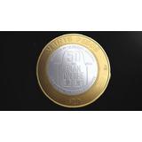 No Subasta Moneda Veinte Pesos 50 Años Pdn-iii Nueva