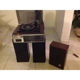 Equipo De Sonido Panasonic De Los Años 70s Funcionando