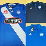 Camiseta Emelec Titular Y Polo