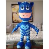 Piñata Estructurada 3d Catboy Y Sonic Doky Bajo Terra